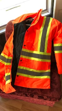 High visibility jacket  Alnwick/Haldimand, K0K
