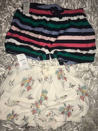 Brand New Baby Gap Little girls' shorts size 5