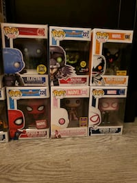 Marvel : Spider-Man funkos Richmond Hill, L4C 9V5