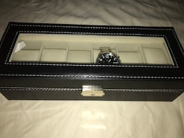 Fossil Brand watch case