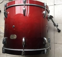 "22"" PEARL MAPLE SESSION CUSTOM KICK DRUM Toronto"