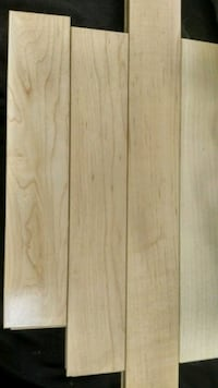 Natural Maple Hardwood Spring Lake, T7Z 2T9