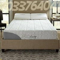 Mattress Queen  Set < 1 km