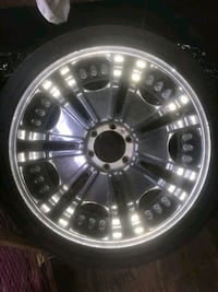 Rims/tires- spinners available