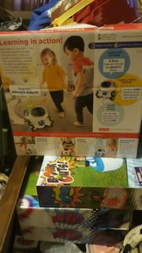 Fisher-Price think and learnn teach movi Casstown, 45312