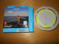 Fly Fishing Floating fly line new in box MONTREAL