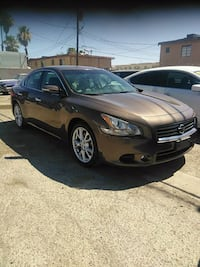 Nissan - Maxima S (Fully Load) w/Navigation - 2014 Las Vegas
