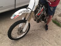 05 crf 250 part out. No motor!!!!!!! Hammond, 46320