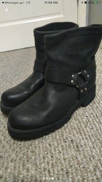 Men's Durango Boots -Genuine Leather Harness-13 Time to Step Out/Ride! Annapolis, 21401