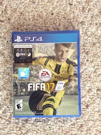 Fifa 17 ps4 game for $20 Hagerstown, 21740