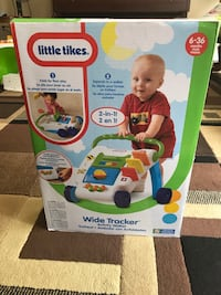 Little tikes activity walker  Brampton, L6Y