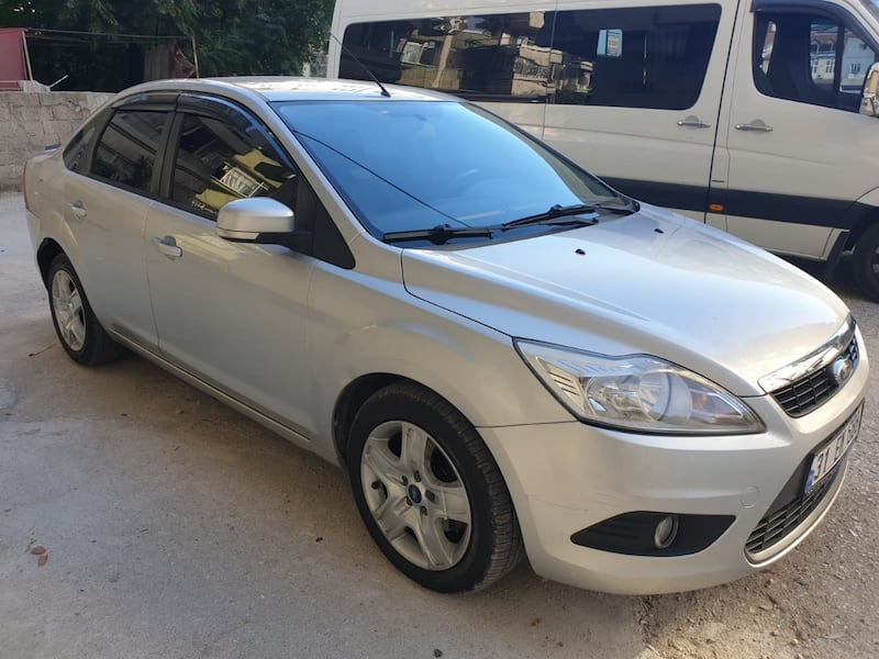 2011 Ford Focus 1.6 TDCI 109PS DPF TREND X 6