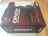 Asus Orion Gaming Headset, Brand New  Toronto, M2R 1Z1