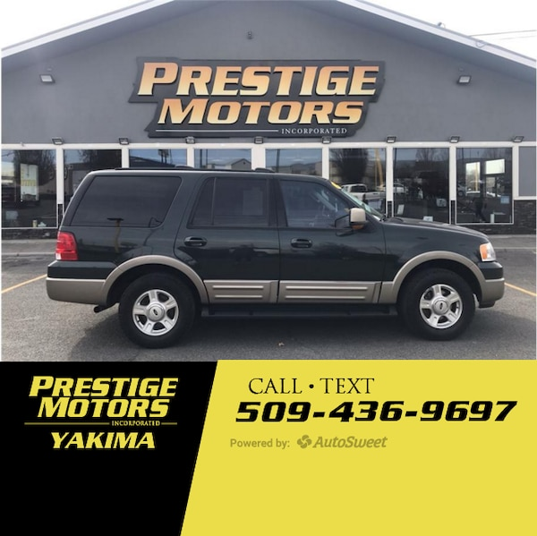 2002 Ford Expedition For Sale: Used 2003 Ford Expedition Eddie Bauer For Sale In Yakima