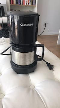 Cuisineart coffee maker Toronto, M4Y 0A5