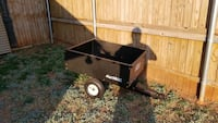 Black Trailer. never been used