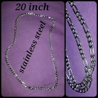 Stainless steel chain 20 inches long  Queen Creek, 85140