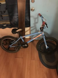 blue and black BMX bike Regina, S4N 3R8
