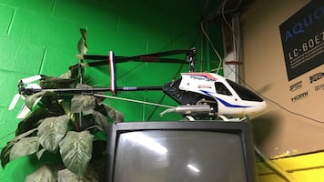 Helicopter Proffessional remote control.