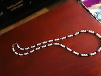Pearl ,purple beads necklaces Tracy, 95376