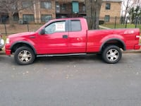 2004 Ford F-150 FX4 4x4 SuperCab 145-in Styleside City of Manassas