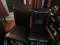 Dining chairs - 2 Nos. Mississauga, L5B 1P2