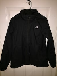 Women's XL Northface Jacket 34 km