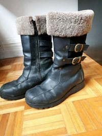 Sheepskin winter boots Montreal, H3N