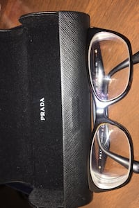 Prada women's eyeglasses plus case Falls Church, 22043