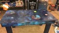 Galaxy themed coffee table Chatham-Kent, N0P