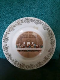 The Lords Supper..plate Sylva, 28779