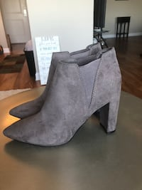 Suede Ankle boots (size 6)  Alexandria, 22303