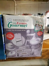 The Express gourmet appliances