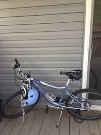 New bike with helmet 26 size for girls and ladys Chapel Hill, 27517