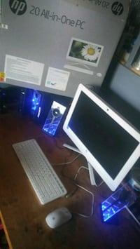 HP All in one Desktop 19.5 screen. Casa Grande, 85122