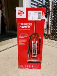 New in box never opened  Dirt Devil Express power  Arlington Heights, 60004