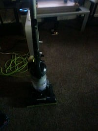 black and gray upright vacuum cleaner Augusta, 30906