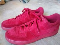 Red Suede forces