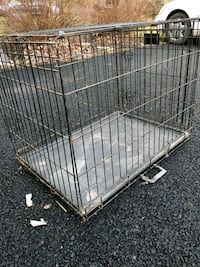 Portable pet Cage kennel