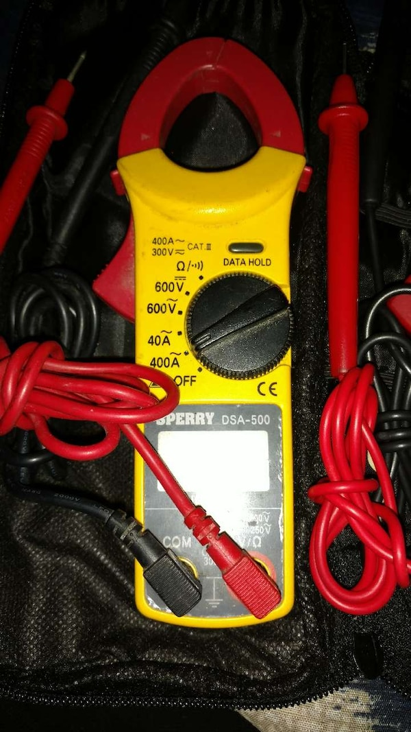 How to use digital multi meters, dmms or voms safely safety.