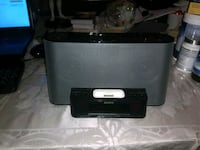 Sony speaker system and clock radio with ipod dock Pickering, L1V 2T2