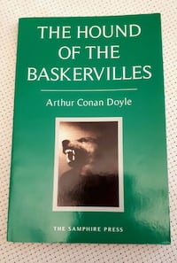 Libro en inglés The Hound of the Baskervilles  6279 km