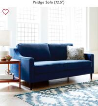 West Elm Paidge Couch