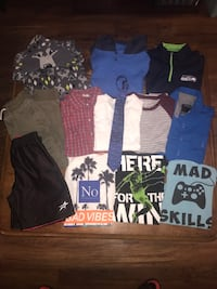 BOYS clothing lot 13 pieces for $8