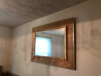 Custom Wood Framed Mirror Jessup, 20794