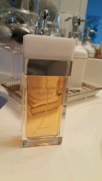 Dolce & Gabbana light blue Sunset in Salina Toronto
