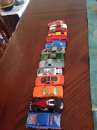 assorted toy car collection Barrie, L4M 5W3