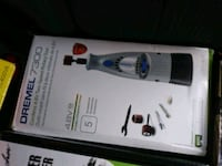 white and blue electric shaver box Houston, 77080