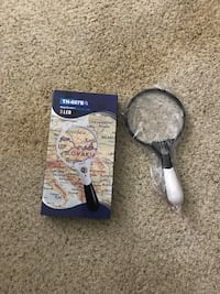 magnifier with 3LED Anaheim, 92806