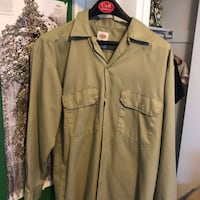 Dickies Khaki Workers Jacket  Vienna, 22182